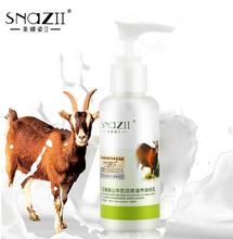 Leche de cabra para hidratar y nutrir la piel