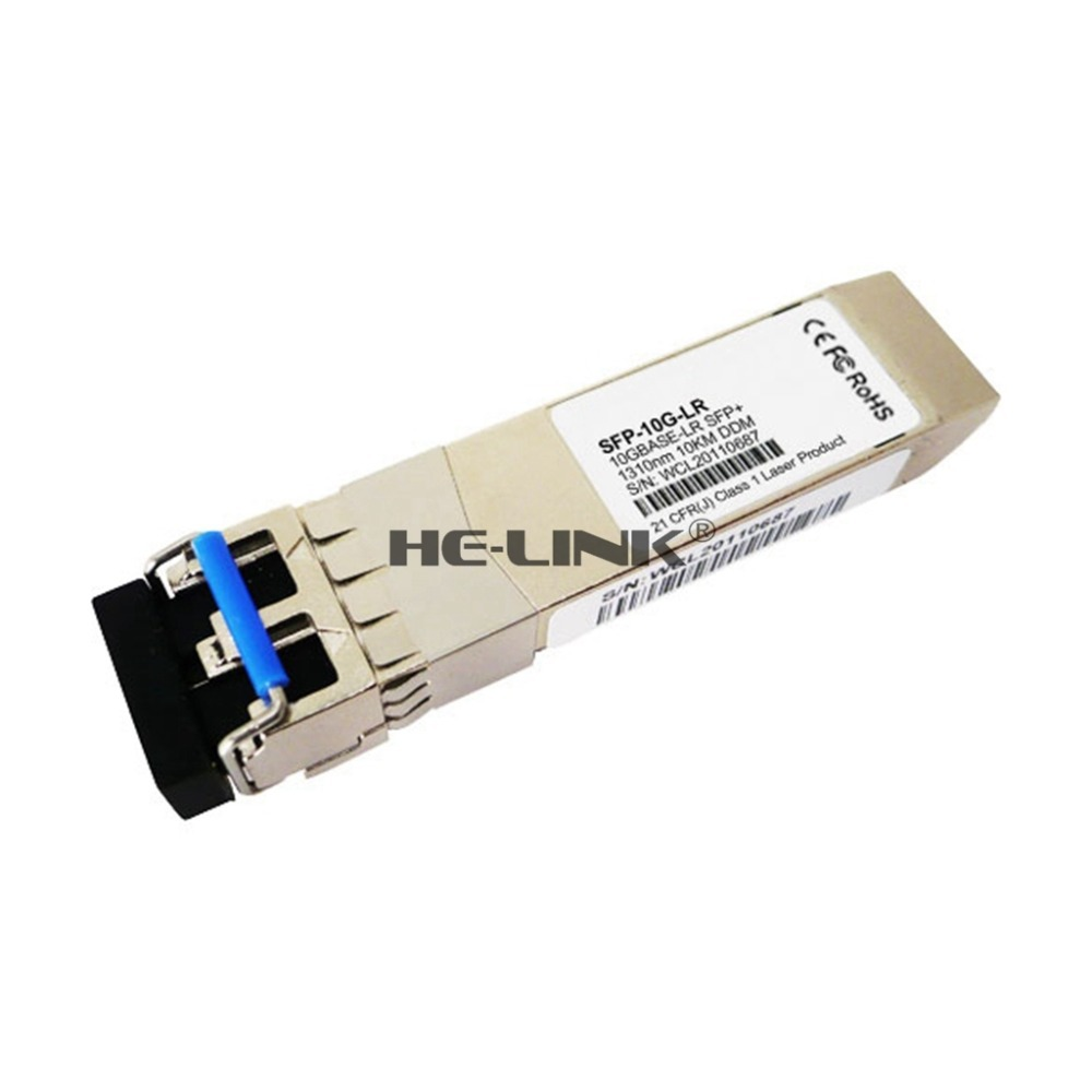 For Cisco, SFP-10G-LR Optical 10G SFP+ Module SFP 10G LR 1310nm 10km(China (Mainland))