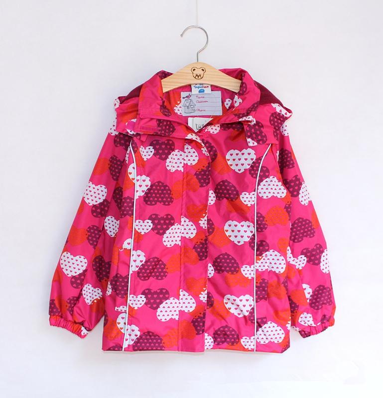 2014 nouveau printemps enfants filles veste coupe vent imperm able hoodies vestes enfants de. Black Bedroom Furniture Sets. Home Design Ideas
