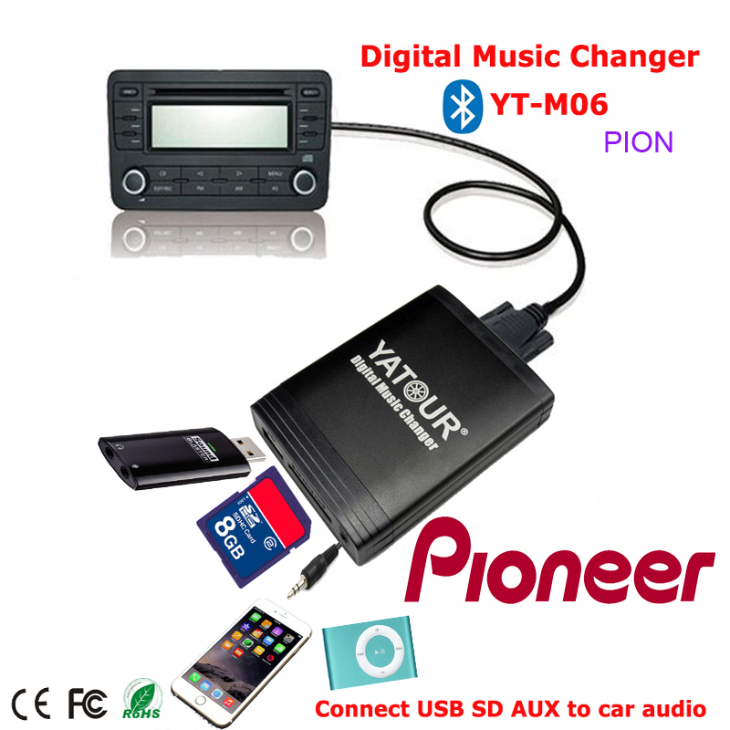 yatour digital music changer инструкция