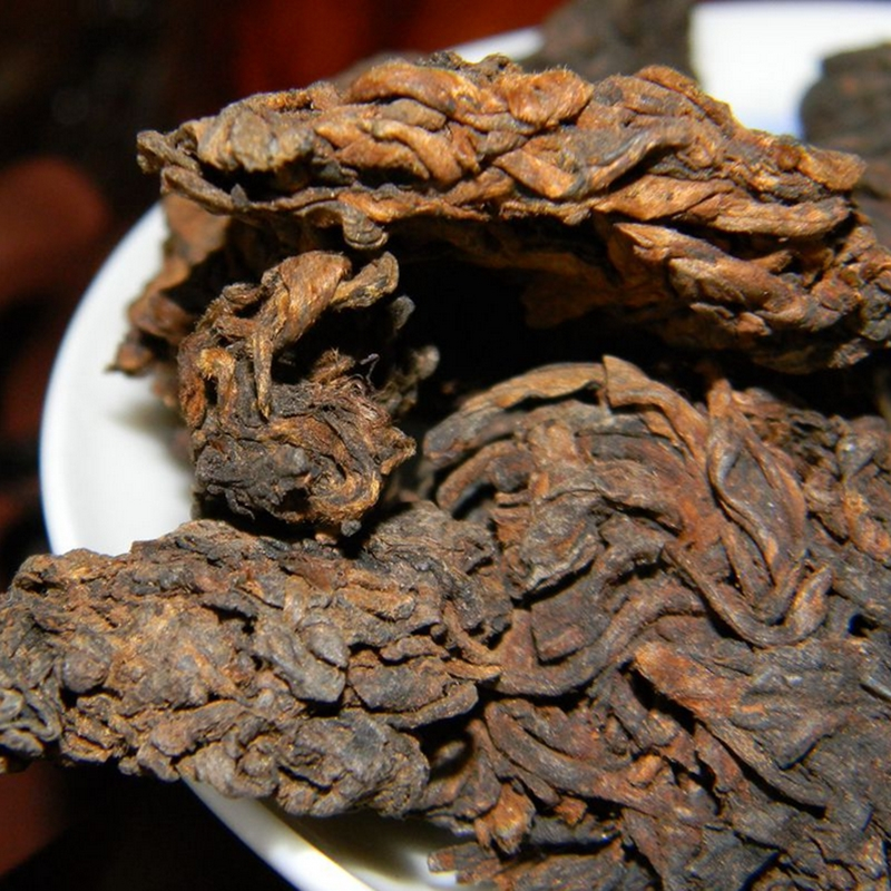 2006 Premium Chinese Puer Tea Lao Cha Tou Yunnan Pu Er Tea Laochatou Ancient Tea Tree