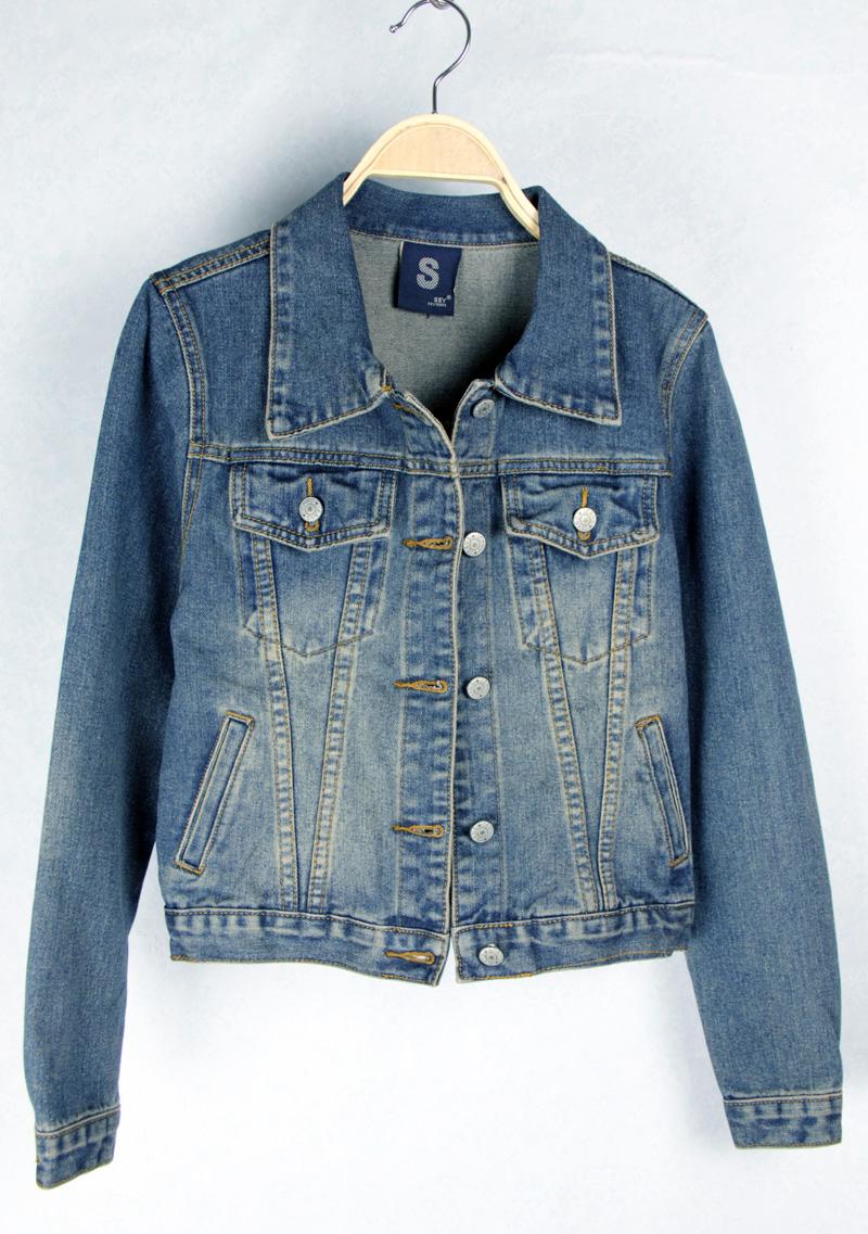 Popular Best Jean Jackets for Women-Buy Cheap Best Jean Jackets