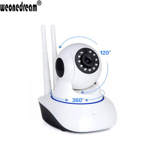 WEONEDREAM Радионяня Беспроводная Камера Умный Дом Babyfoon 720 P Связь Сигнализации ...