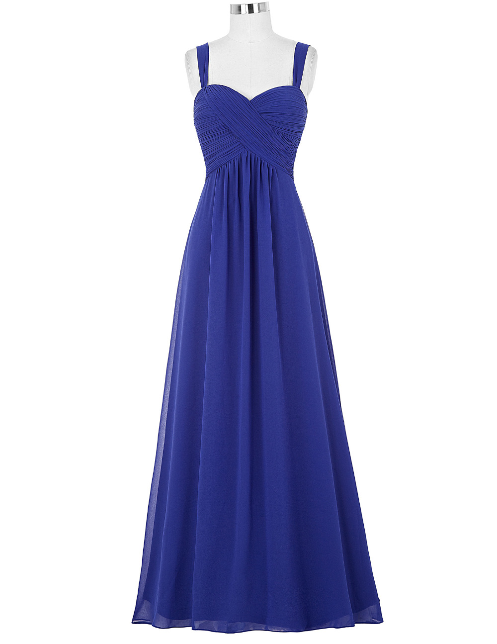 Royal blue bridesmaids dresses reviews online shopping for Royal blue wedding dresses cheap