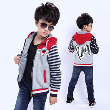 Male Tong Chunqiu sweater cardigan / jacket big virgin sports coat / 2016 New(China (Mainland))