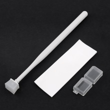 1 pcs Camera CCD CMOS Sensor Dust Cleaning Jelly Cleaner Kit for Canon for Nikon for Sony Droping Shipping(China (Mainland))