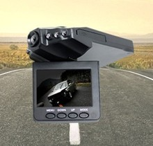 6IR LED car video recorder car dvr car dash dvr IR Vehicle DVR Dashboard Camera HD Recorder H198 6 IR night vision(China (Mainland))