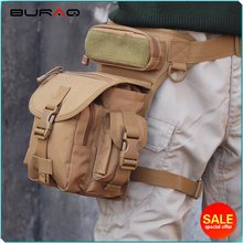 Outdoor multifunctional sports waist bag tactical Camouflage Running Belt bicycle bag for men