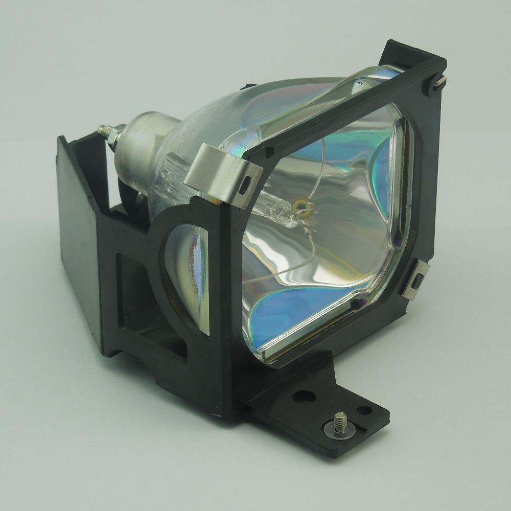 Фотография High quality Projector lamp ELPLP16 / V13H010L16 for EPSON EMP-51 / EMP-51L / EMP-71 with Japan phoenix original lamp burner