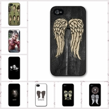 Buy Walking Dead Daryl Dixon Phone Cases Cover iPhone 4 4S 5 5S 5C SE 6 6S 7 Plus 4.7 5.5 AM0330 for $2.29 in AliExpress store
