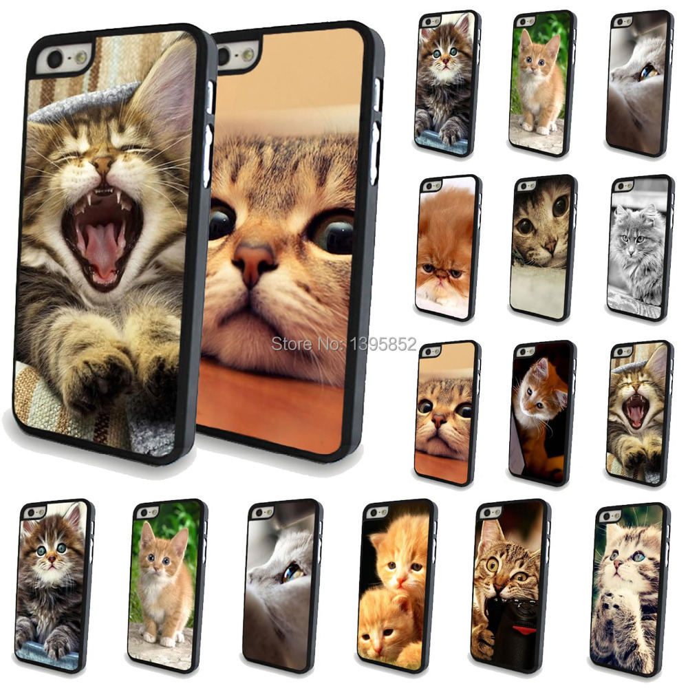 Phone Case Cover for Apple iPhone 5 5S 5G Cases Mobile Phone Accessories Cute Animals Painted Cases Protector Free Shipping(China (Mainland))