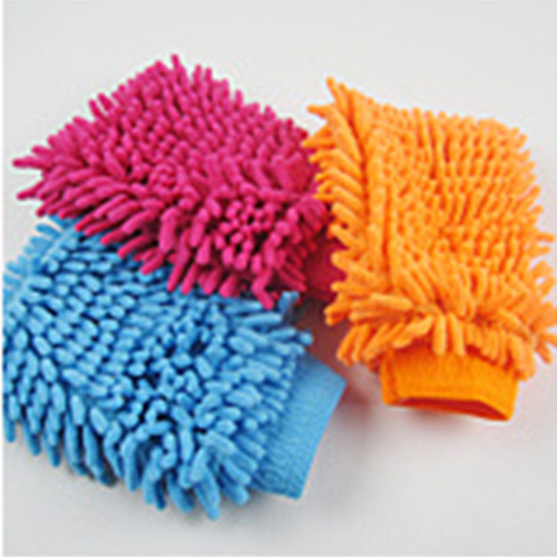 Гаджет  Kitchen Towel Mop Microfiber Towels Cooking Tools Cleaning Cloth Car Wash Washing Gloves Car Washer Towel Home window None Дом и Сад