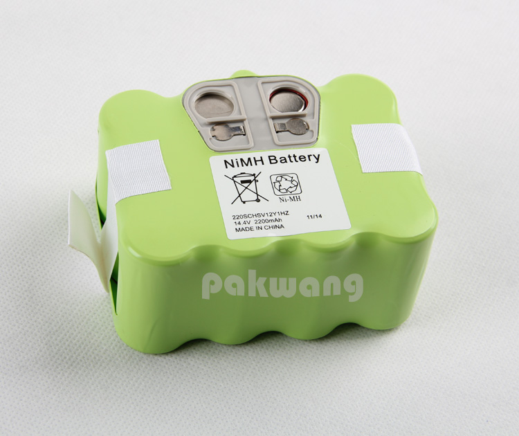 Brand new A325 A320 battery for automatic robot vacuum ni-mh 14.4v 2200mah original ShengQi Pakwang vacuum cleaner battery 1 pc(China (Mainland))