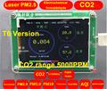 T6 M5S CO2 Sensor Formaldehyde PM2 5 PM1 0 PM10 detector PM2 5 dust haze Laser