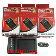 Buy SB-L110 SB L110 Lithium battery charger SAMSUNG SC-D20 VM-A630 VM-B990 VM-C890 VP-D15 Camera battery charger /seat type for $14.88 in AliExpress store
