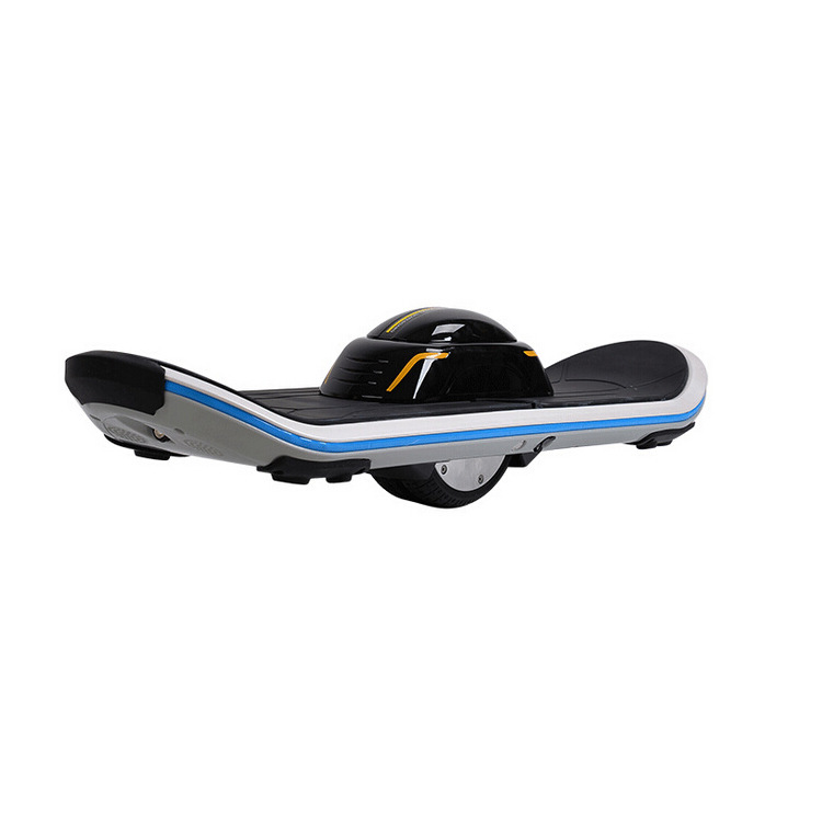 Portable mini micro scooter,one wheel hoverboard motherboard LED light