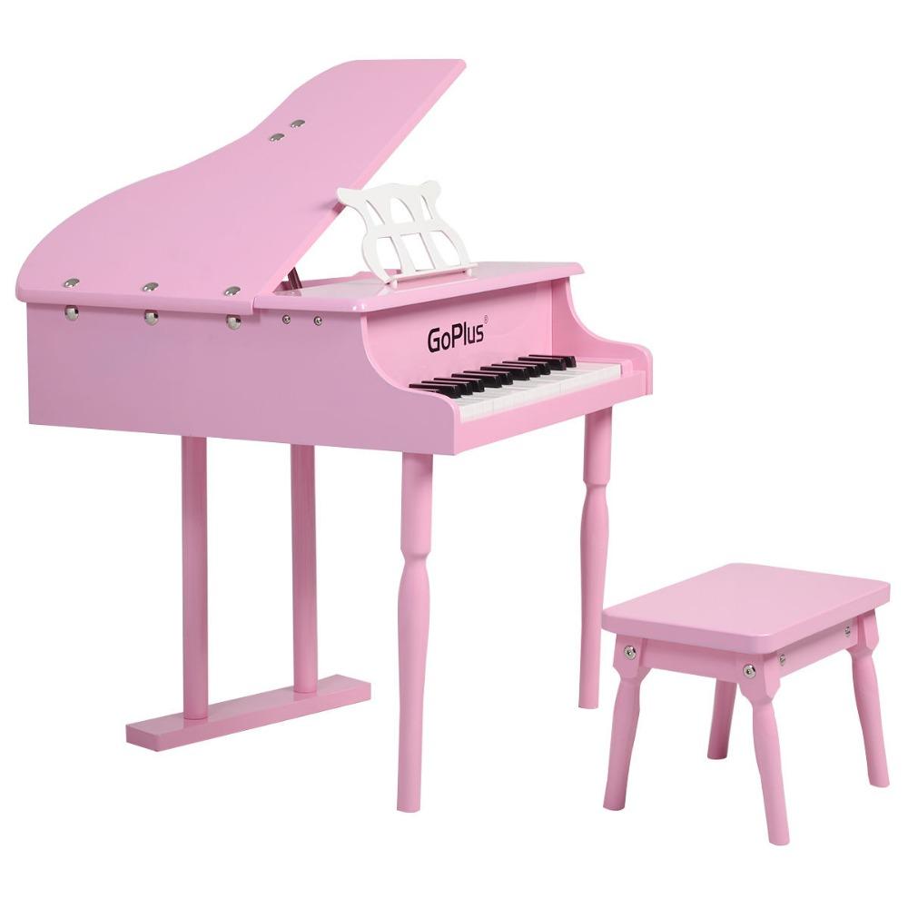 piano en bois pour bebe. Black Bedroom Furniture Sets. Home Design Ideas
