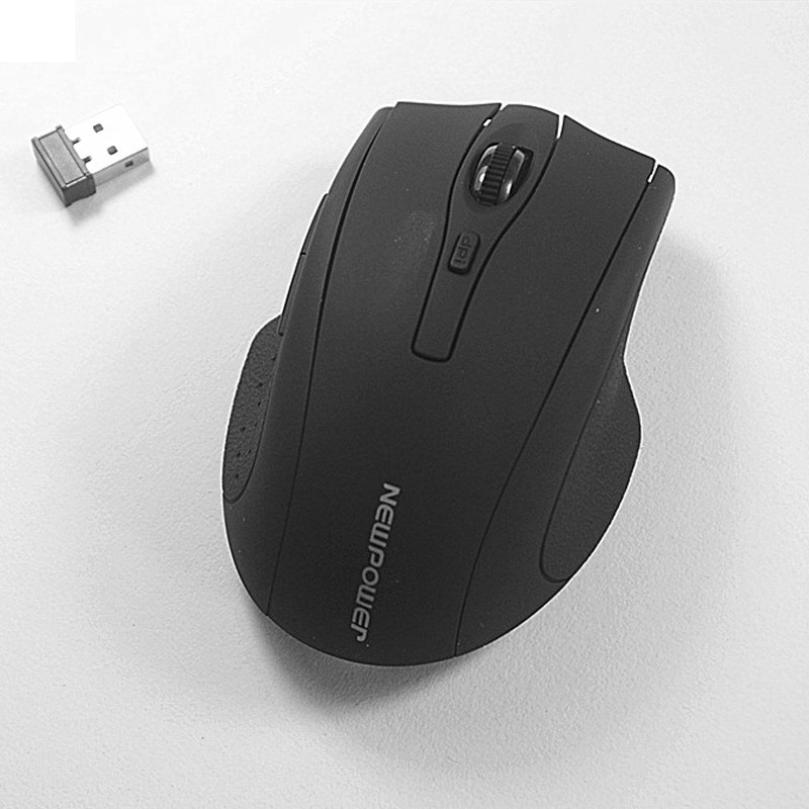 2016 HOT SALE Cheap new products Power switch for save power computer mice mause sem fio Snow(China (Mainland))