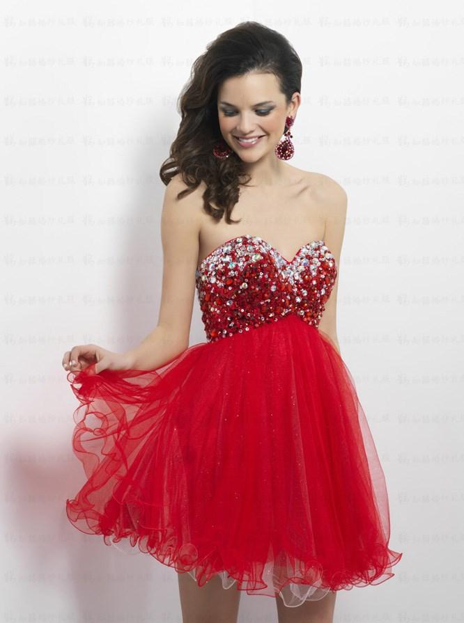 Custom made evening dresses cocktail night dress prom plus size celebrity formal - Wedding Online store