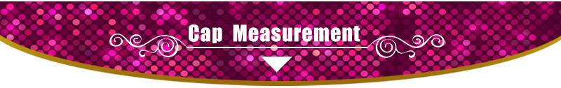 cap measurement