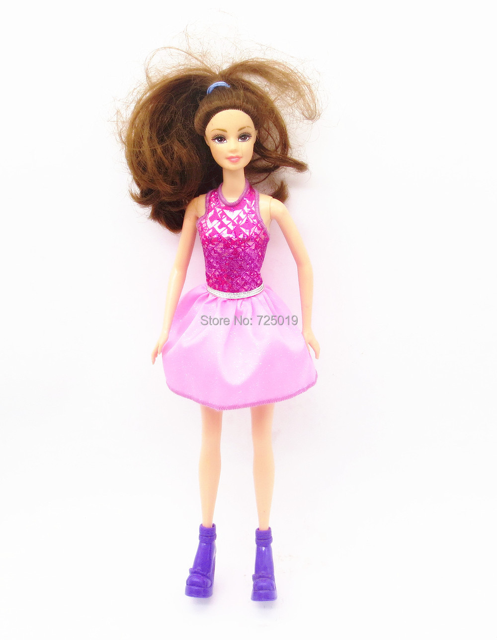 2015 handmade for barbie doll garments costume the perfect Christmas present child b744