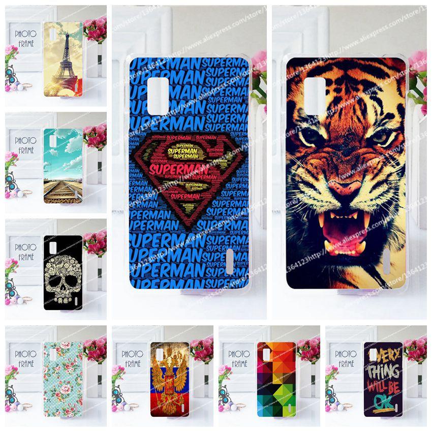 New Case For LG LG Optimus G E975 Hard Plastic Back Cover Ukraine UK Russian Flag Patterns Phone Case For LG E975 Free Pen Gift(China (Mainland))