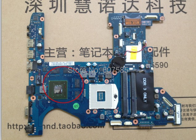 High quality For Samsung RC530 Laptop Motherboard HM67 Intel integrated 1GB Free shipping<br><br>Aliexpress