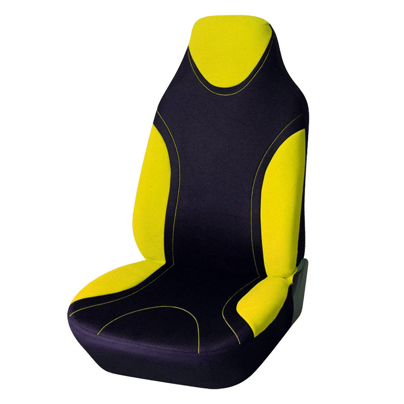 Seat Cover Amp Supports High Back Bucket Car Seat Cover