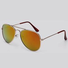 Fashion Kids Pilot Sunglasses Boys Girls Summer Outdoor Goggles Brand Designer Shades Safety Glasses Infant Oculos Espelhado