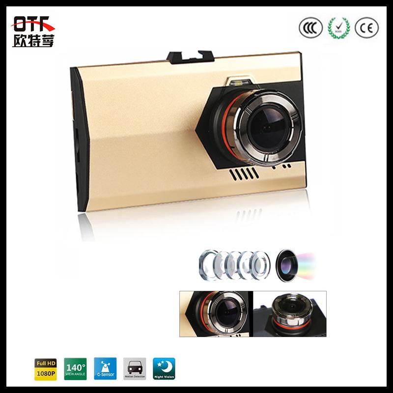 "Hot selling 3.0"" Night Vision Dash Cam Full HD 1080P Car DVR Recorder WDR wide dynamic Car Black Box G-sensor Car Camera DVR(China (Mainland))"