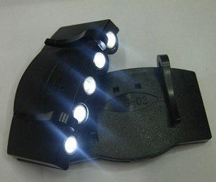 Free shipping  LED  head light  troch led cap light hat light