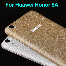 Buy Ultra Thin Bling Diamond Colorful Sticker Case Huawei Honor 5A Cover Full Body Glitter Back Film Skin Cover for $2.45 in AliExpress store