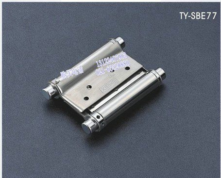 Concord genuine freedom door hinge bidirectional 3-inch stainless steel spring hinges and outside the open doors of the bar cowb(China (Mainland))