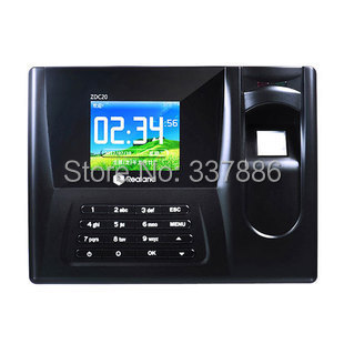 Фотография Fingerprint/ RFID Card (125Khz)/password fingerprint time attendance system