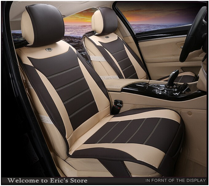 Luxury Car Seat Cover Set Standard Auto Accessories Covers