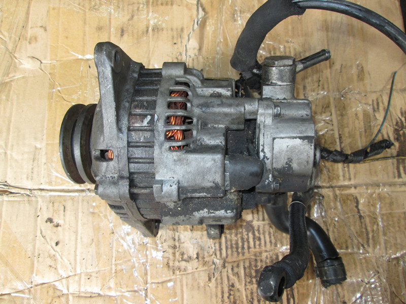 Jeep Pajero Mitsubishi 4D56 diesel engine generator motor refine 2.5 Used(China (Mainland))