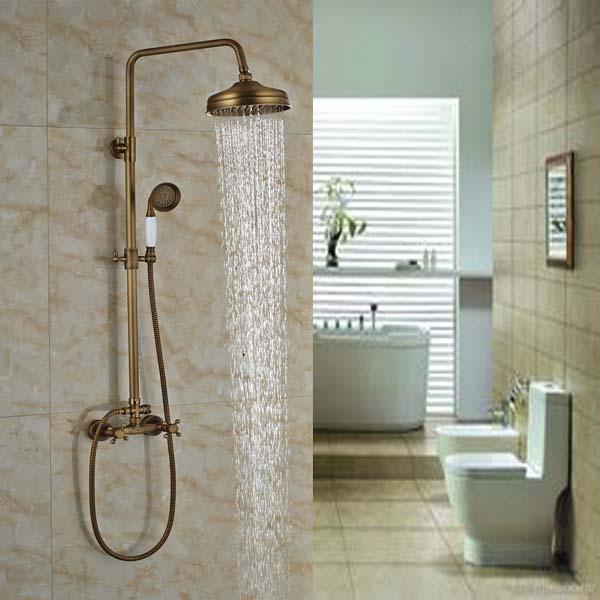 Parete attrezzata per doccia la scelta giusta variata for Doccia passante