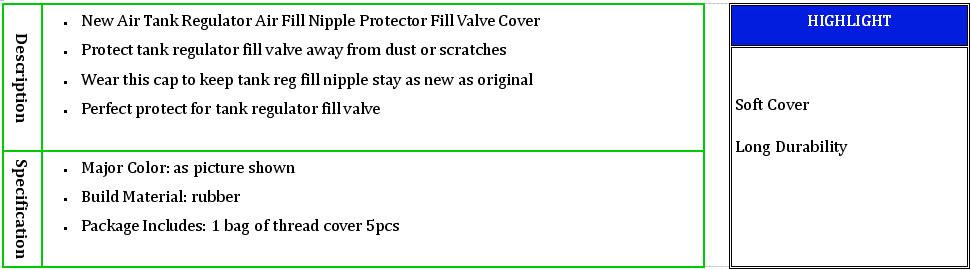 fill valve cover