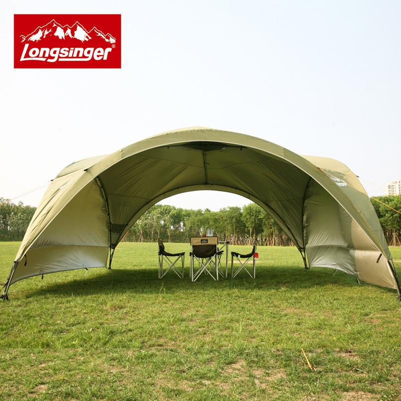 Summer Outdoor Super Large Camping Tent Canopy Tent Awning