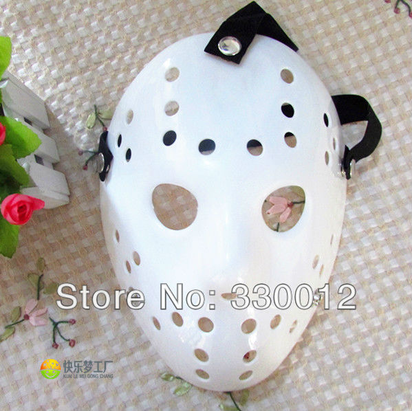 Free shipping Voorhees Jason vs Freddy Mask hockey festival party Halloween masquerade carnival mask(adult size)(China (Mainland))