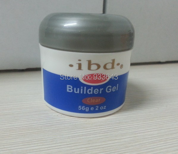 IBD Builder Gel 2oz / 56g white color nail art nail tools(China (Mainland))