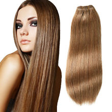 6A Peruvian Straight Virgin Hair 100% Human Hair Weaving 1#/2#/4#/6#/8#/613# Unprocessed Peruvian Hair Free Shipping
