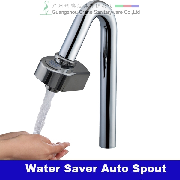 Water saving king saver auto spout faucet