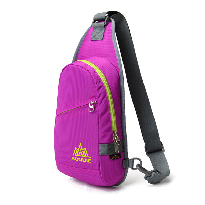 Personality Mochilas Single Strap Canvas Backpack one shoulder triangle backpack cross-body chest bag outdoors sport bag(China (Mainland))