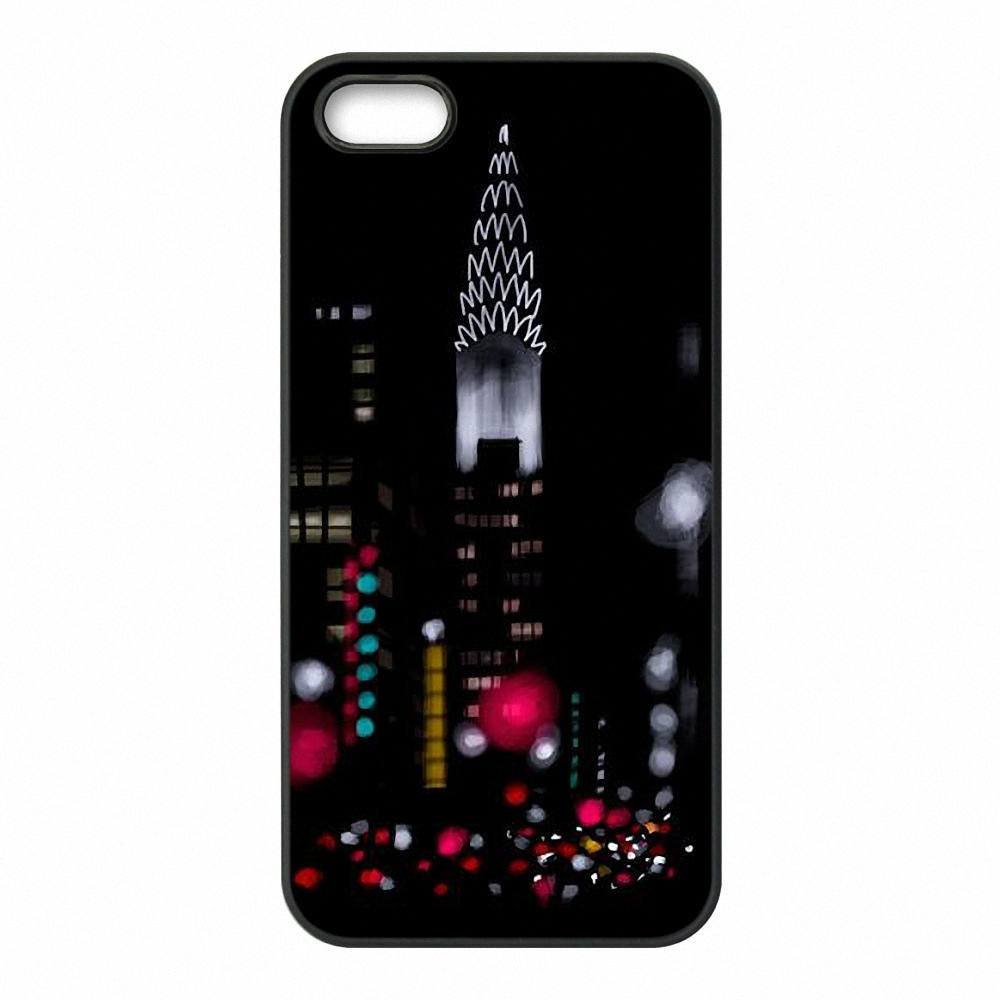 New York City View Sky Landscape For Samsung Galaxy S2 S3 S4 S5 S6 S7 edge mini Active Ace Ace2 Ace3 Ace4 phone cases(China (Mainland))