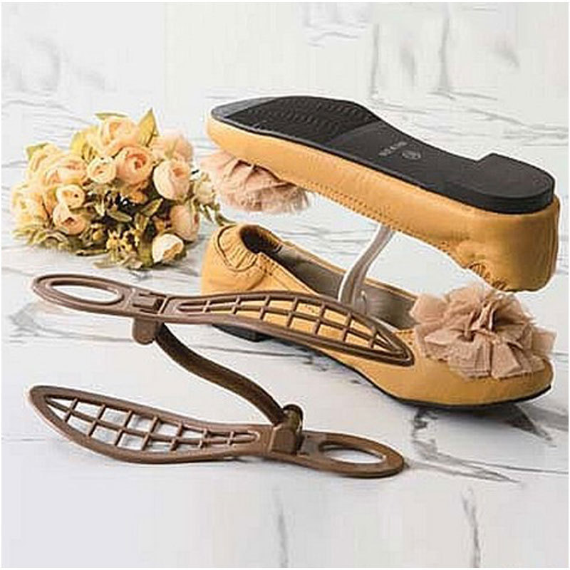New Ventilate Shoe Rack Shelf Stretcher Style Holder Folding Storage Organizer Tidy#55455(China (Mainland))