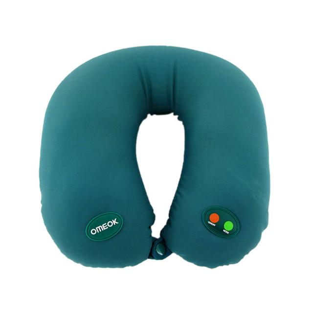 EMS ship Healthcare Cervical vertebra massage pillow travel y-m2102