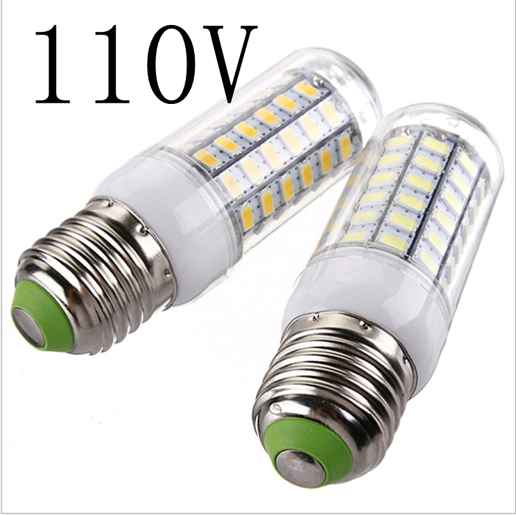 Newest led bulb lowest price e27 9w 12w 15w 25w smd 5730 110v lights 36leds 56leds corn bulbs Led light bulb cost
