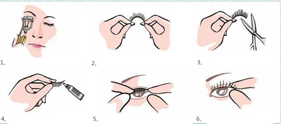 how to make all natural eyelash glue