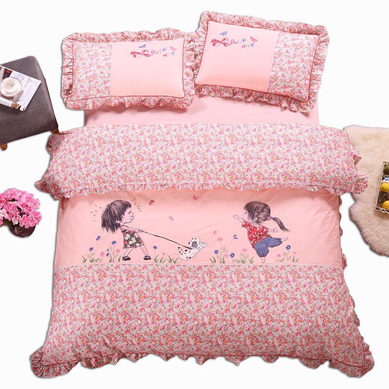 princesse enfants literie promotion achetez des princesse enfants literie promotionnels sur. Black Bedroom Furniture Sets. Home Design Ideas